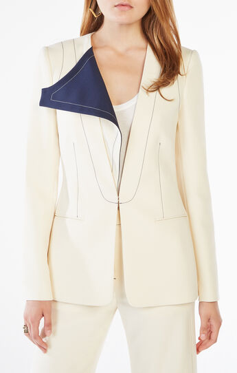 Rich Long Blazer
