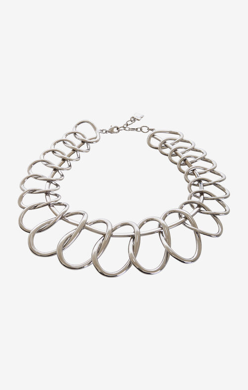 Linked Oval Necklace