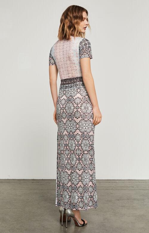 Alissandra Blossoms Print Maxi Dress