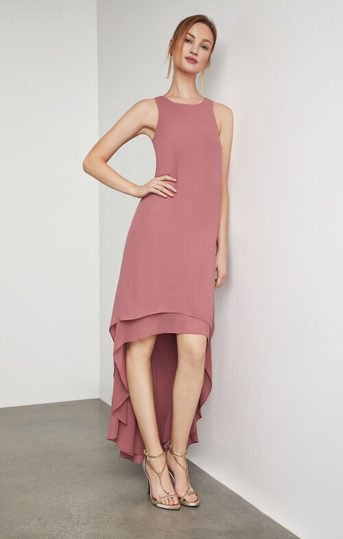 Dacey High-Low Dress