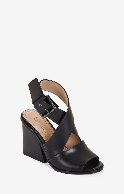 Tamia Leather Clog