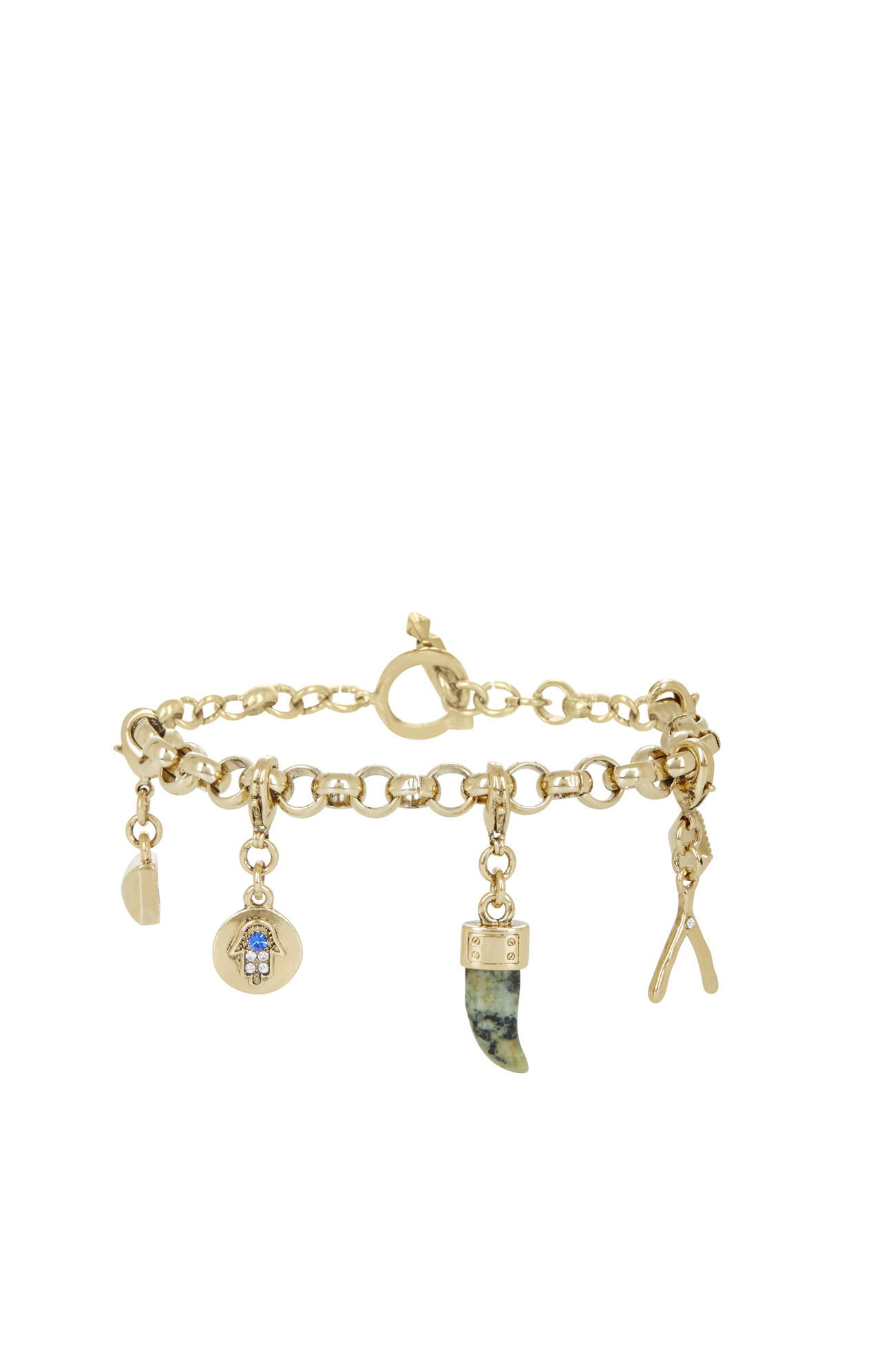 BCBG Charm Bracelet