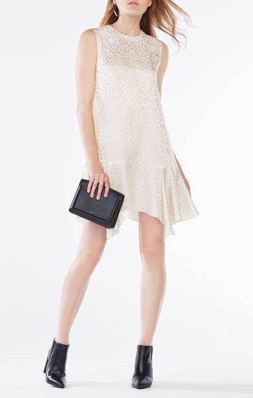 Sheridan Leopard Dress