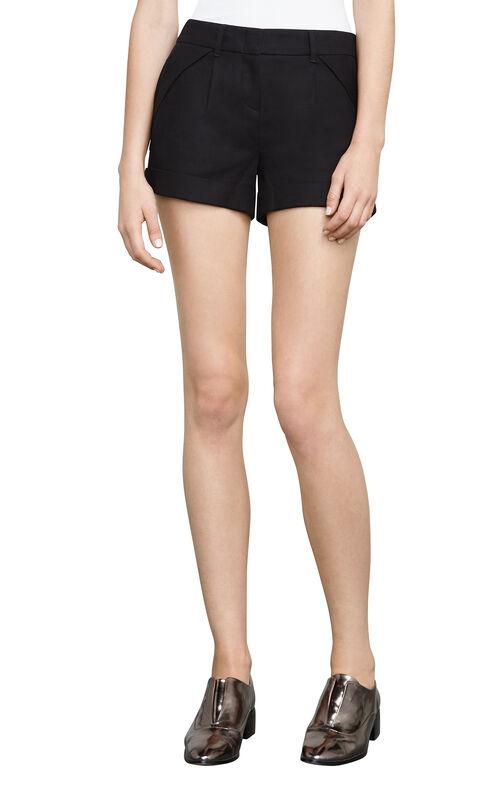 Benita Cuffed Shorts