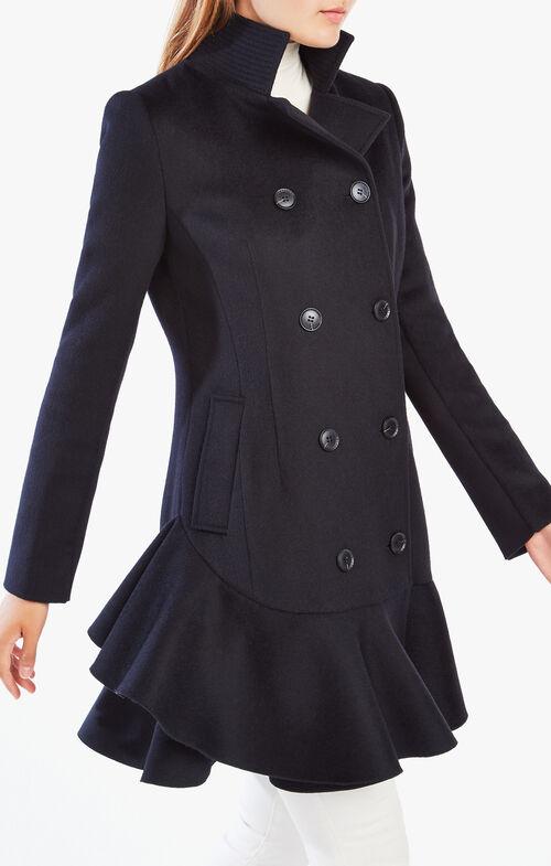Talia Double-Breasted Coat