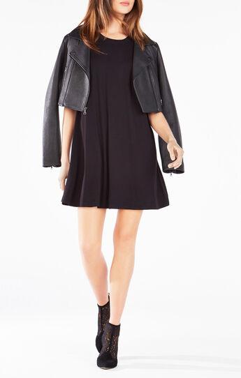 Anneta Short-Sleeve Dress