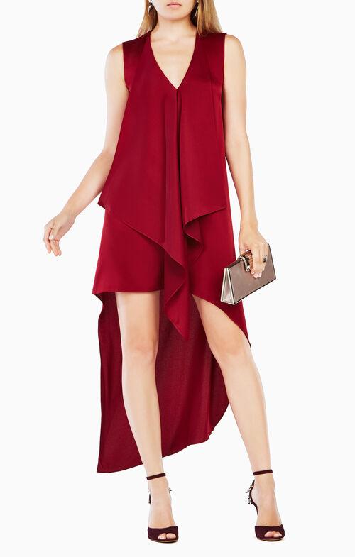 Tara High-Low Dress