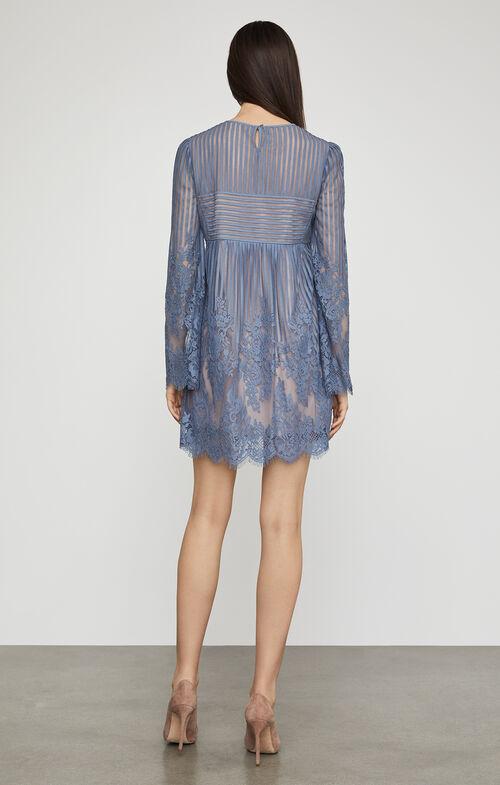 Luann Floral Lace Dress