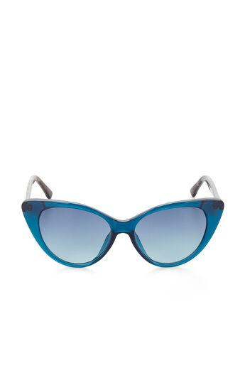 Long Cat-Eye Sunglasses