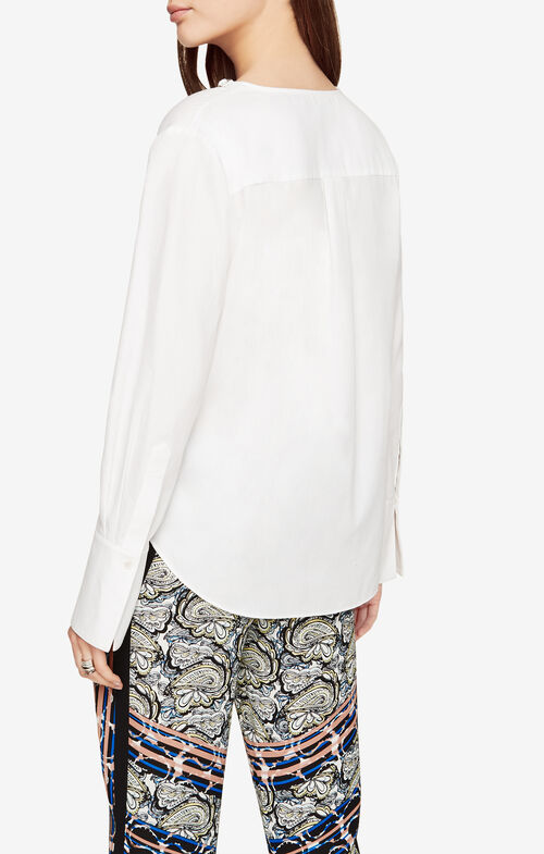 Arrow Ruffled Shirt