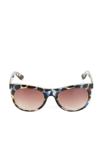 Modified Round Sunglasses