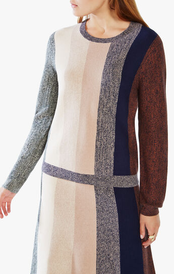 Theona Color-Blocked Sweater