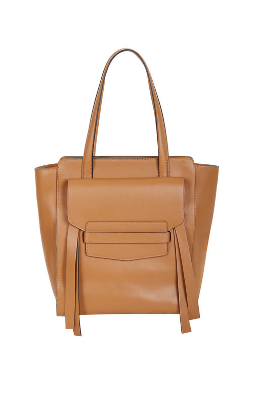 Violetta Leather Tote