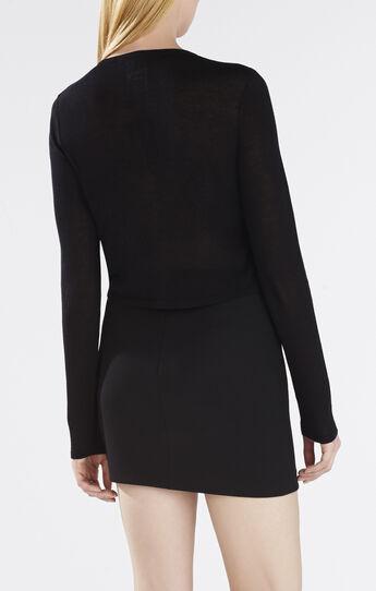Renea Cropped Sweater Top