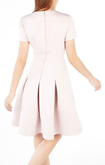 Shayla Pleated Midi Dress