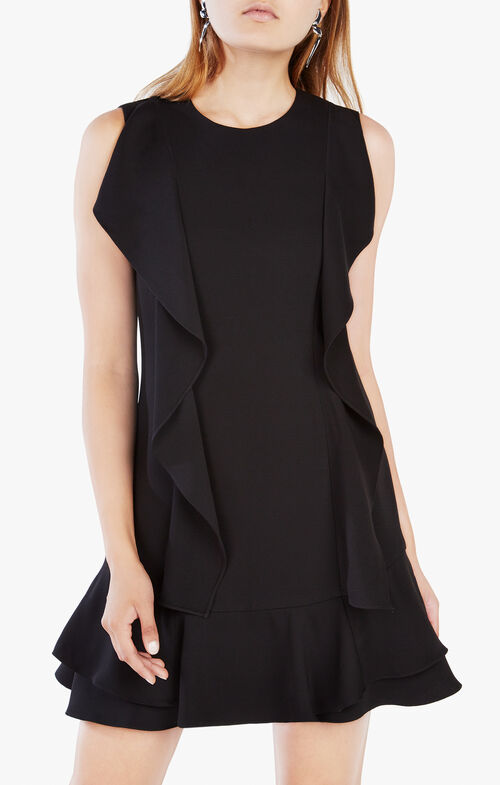 Annemarie Ruffled Dress