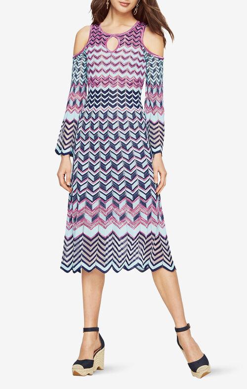 Zuzana Cold-Shoulder Dress