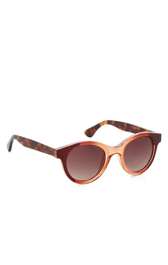 Small Round Multicolored Sunglasses