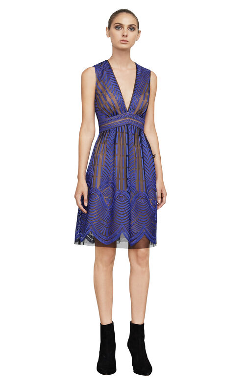 Kellyn Embroidered Dress