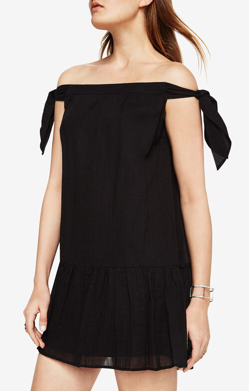 Beckie Off-The-Shoulder Dress