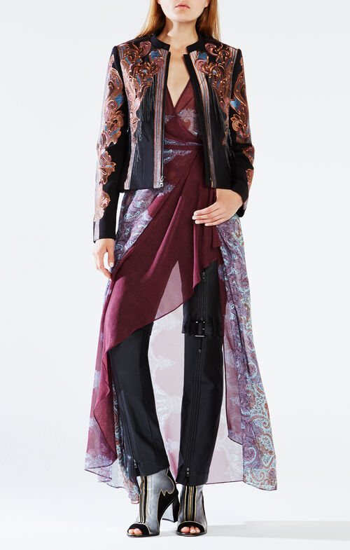 Runway Embroidered Jacket