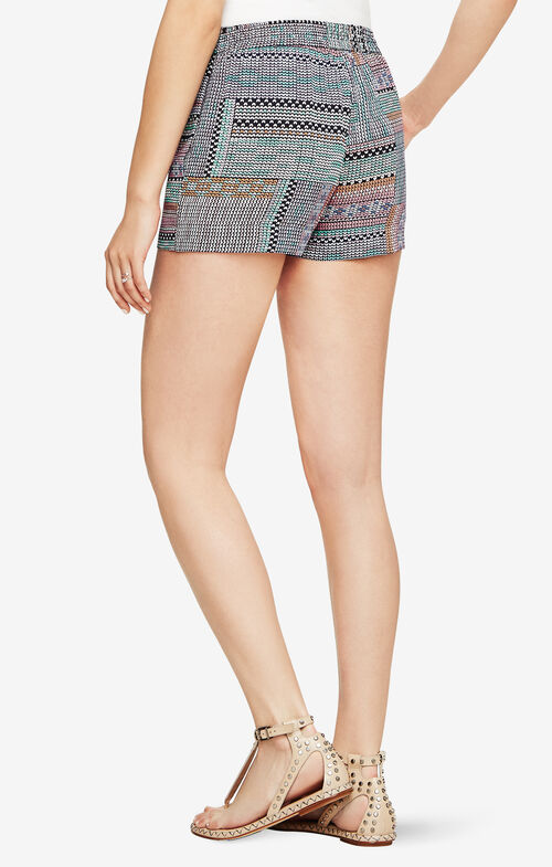 Cullen Printed Shorts