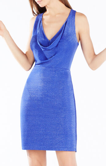 Oriele Twist-Back Dress