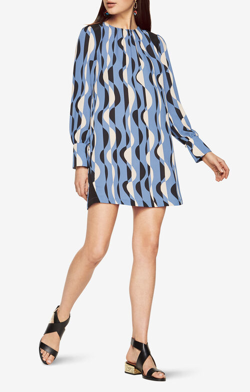 Karla Deco-Printed Dress
