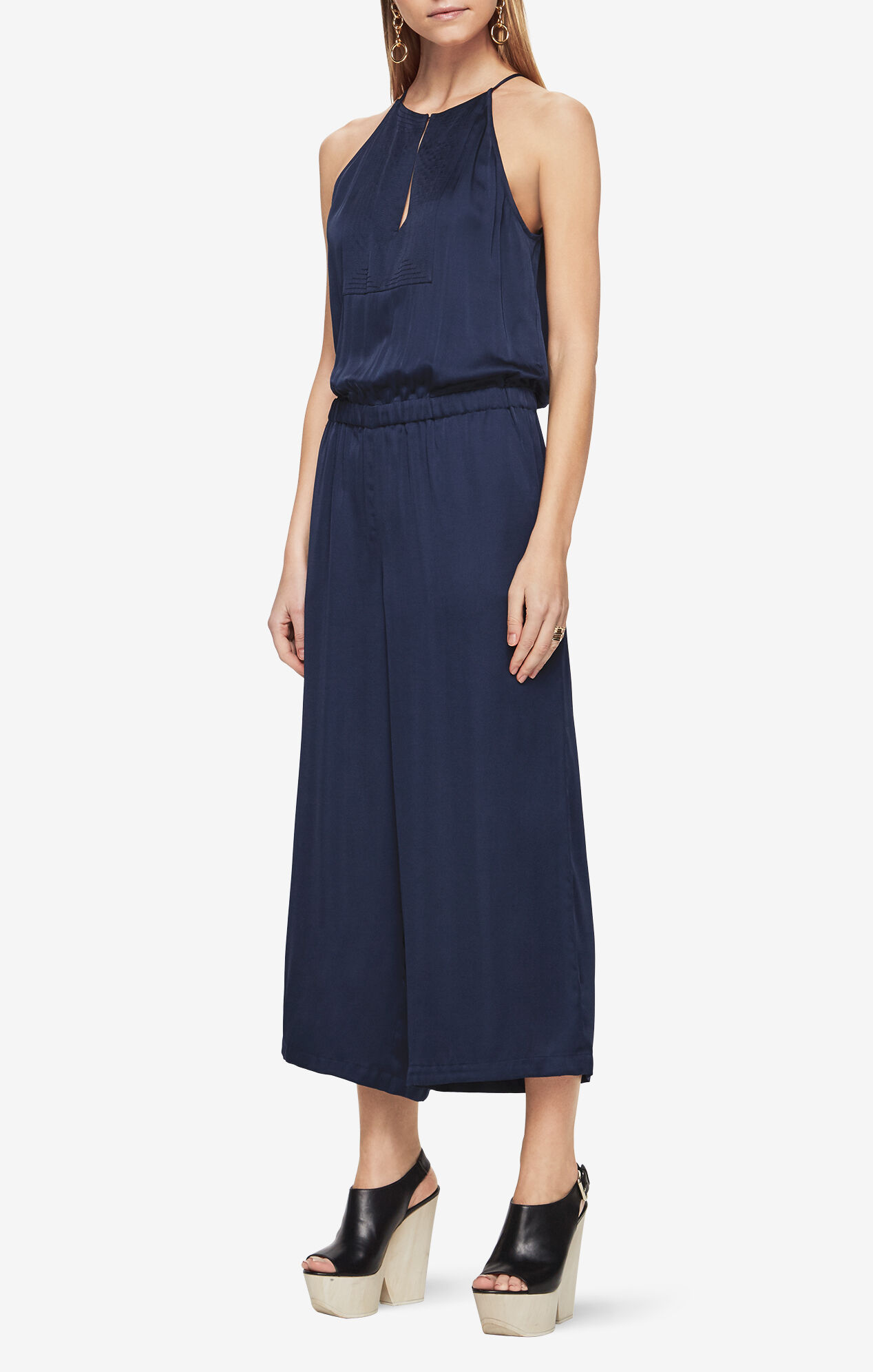 Msm cargo tracking - Maxwell Sateen Jumpsuit