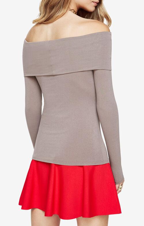 Lilita Cold-Shoulder Top