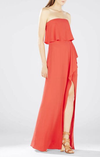 Felicity Strapless Gown