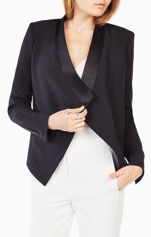 Aubree Collared Jacket