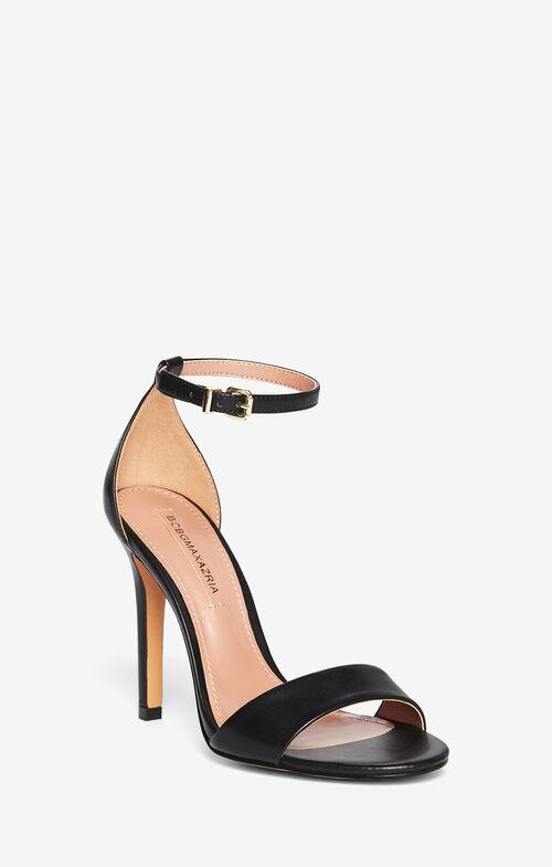 Ellettra Faux-Leather Sandal