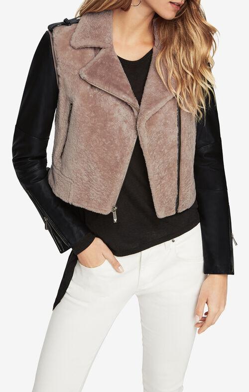 Harper Fur Jacket