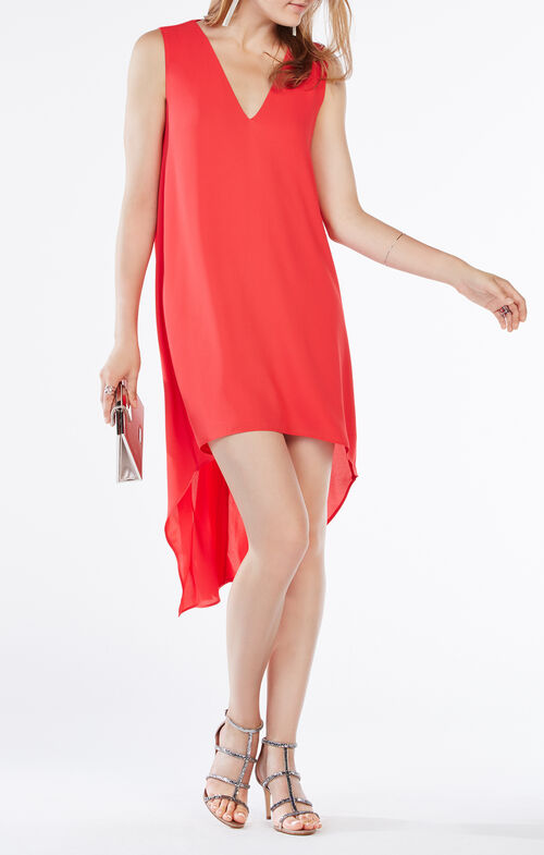 Shana High-Low Dress
