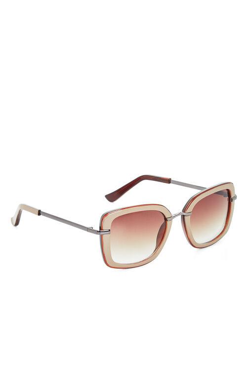 Retro Outline Sunglasses
