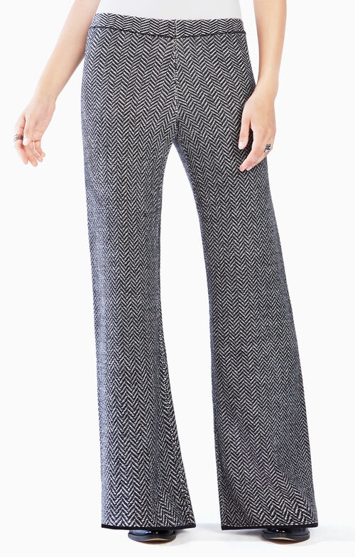 Omar Houndstooth Pant