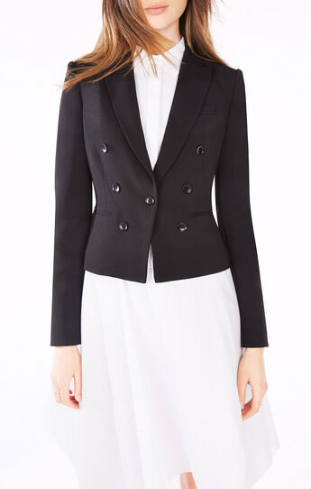 Finnley Cropped Blazer