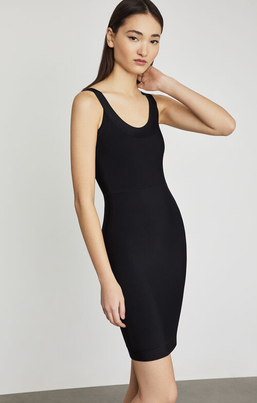 Caspar Sleeveless Body-Con Dress