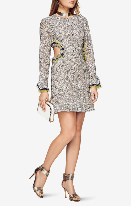 Leticia Cutout Lace Dress