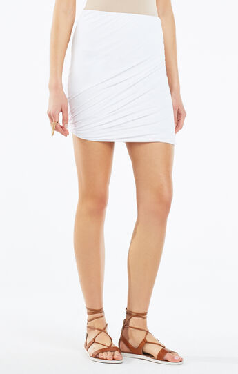 Audriana Ruched Skirt
