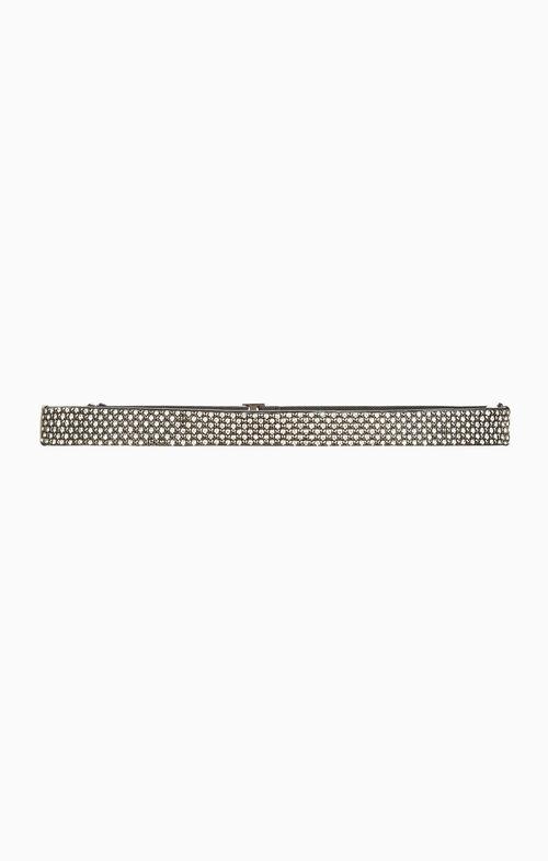 Stone Elastic Waist Belt
