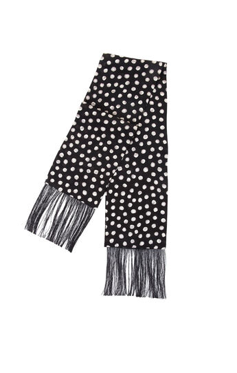 Dotted Sash Scarf