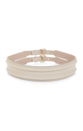 Faux-Leather Bombay Waist Belt