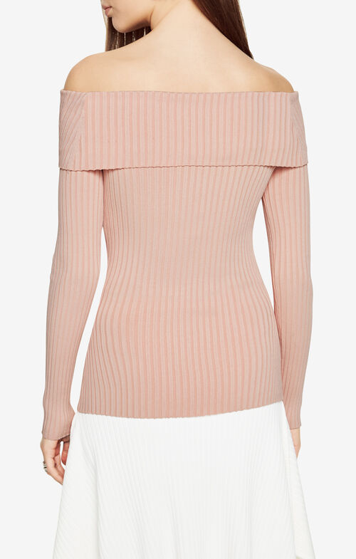 Risa Off-The-Shoulder Sweater