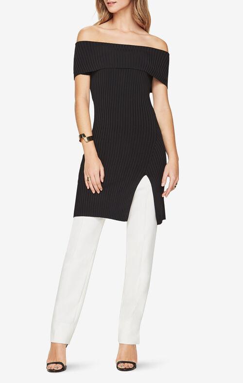 Kaori Off-The-Shoulder Sweater