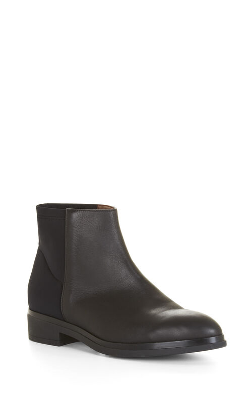 Collin Slip-On Leather Low Boot