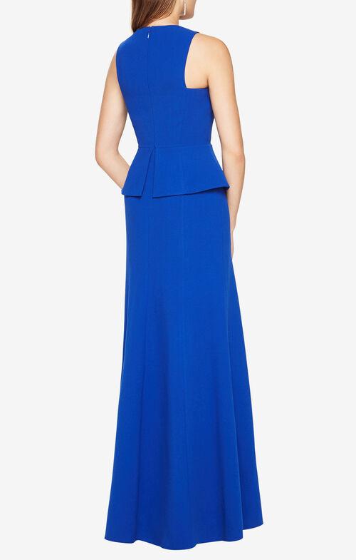 Cayte Peplum Gown