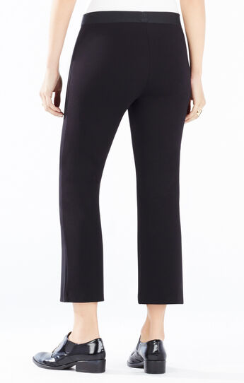 Carlton Cropped Flared Pant