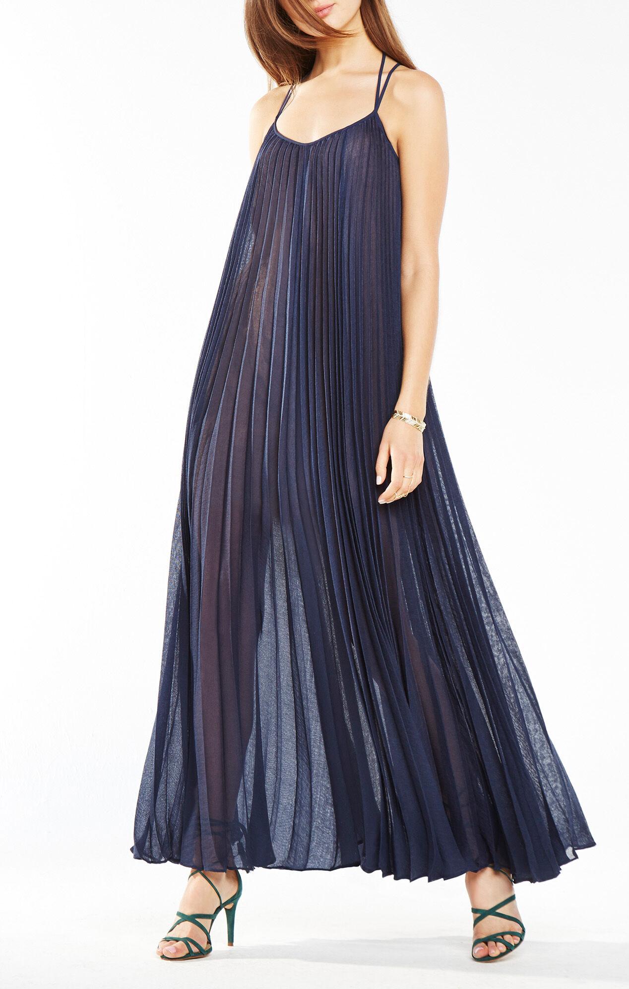Bcbg petite maxi dress